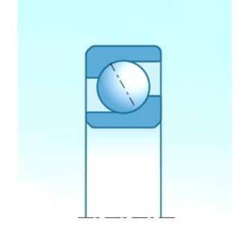 55 mm x 72 mm x 9 mm  NTN 5S-7811CG/GNP42 angular contact ball bearings