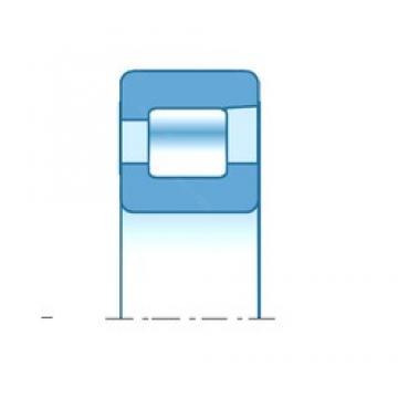 90,000 mm x 225,000 mm x 54,000 mm  NTN NF418 cylindrical roller bearings